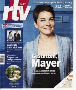 rtv Cover | Victoria Mayer