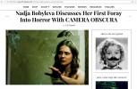 NADJA BOBYLEVA | Film Inquiry Interview