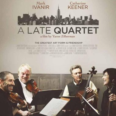 "MARK IVANIR | ""A Late Quartet"""