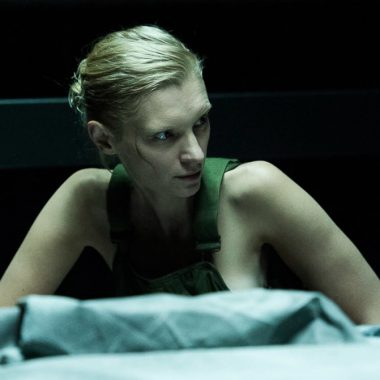 "Agata Buzek ( in ""High Life"")"