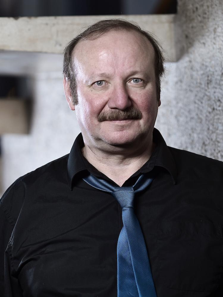 Rainer Reiners At Spielkind