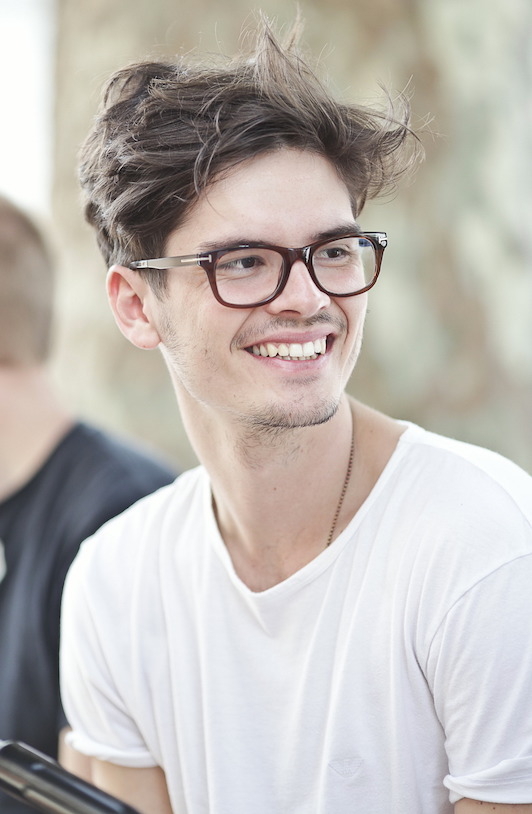 Gregory Kirchhoff Spielkind