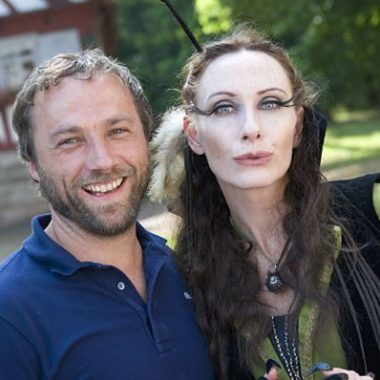 Wolfgang Eissler und Andrea Sawatzki