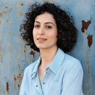 SABRINA AMALI (© Jeanne Degraa)