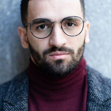 HASSAN AKKOUCH (@ Mehrdad Teheri)